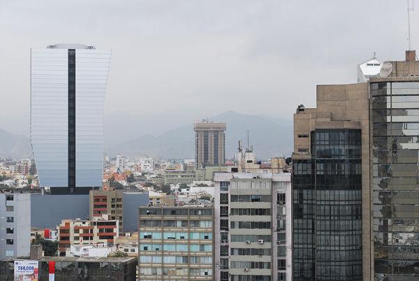 San Isidro buildings