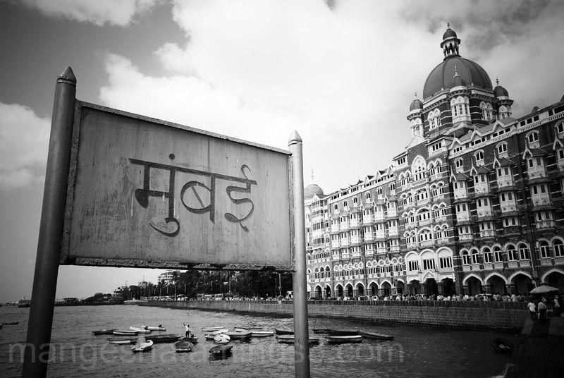 Taj Hotel-Landmark of Mumbai