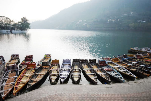 Bhimtal Lake, Uttarakhand, India