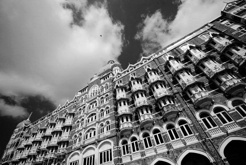 Taj Hotel-Mumbai