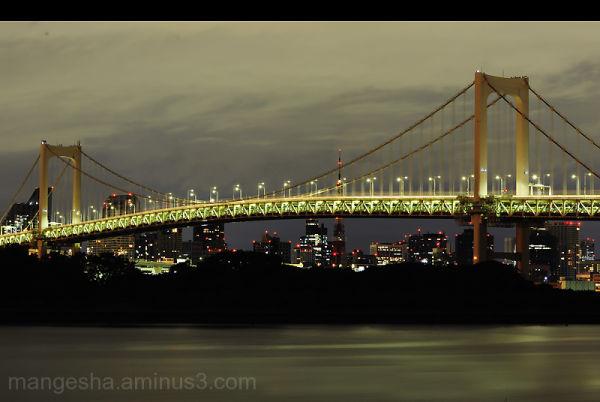 Odaiba Bridge - Tokyo