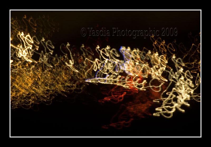 N1 Motorway Johanesburg Lights 3