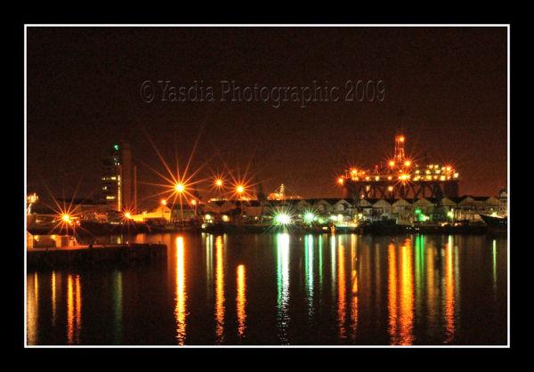 Oil Rig Cape Town