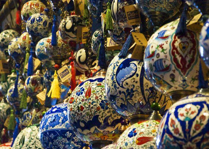 Bazaar Trinkets