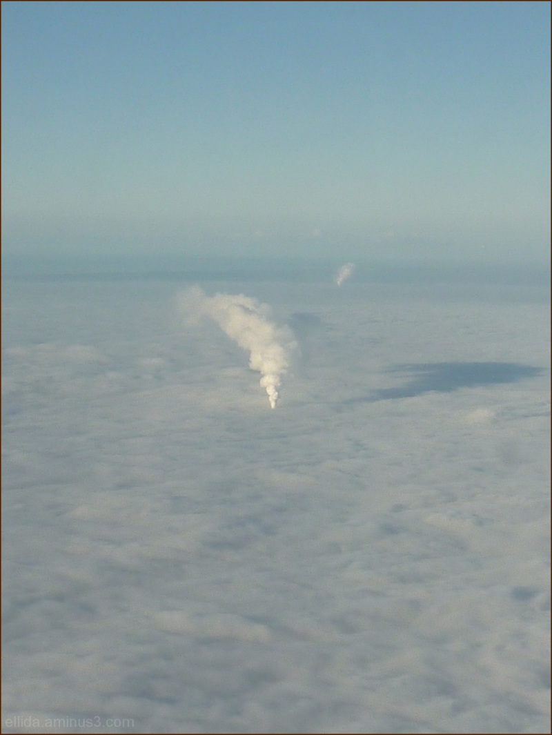 A cloud formation?