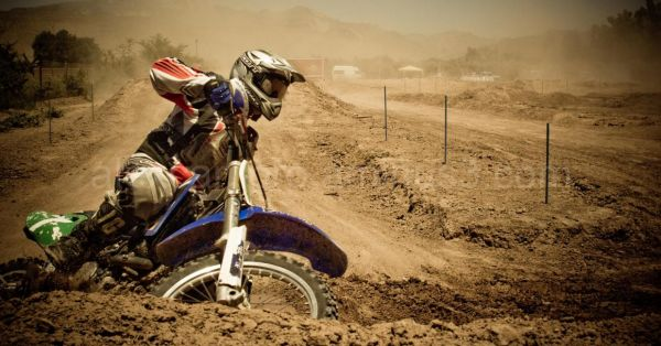Covered a motocross Championship in Atacama Chile