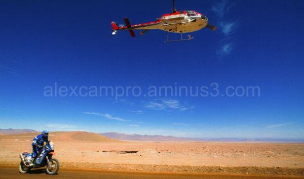 Rally Dakar 2009
