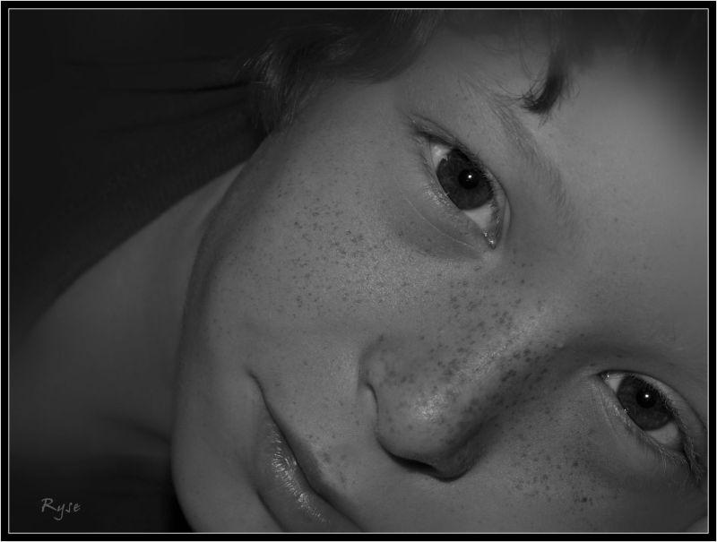 Mes yeux dans ton regard