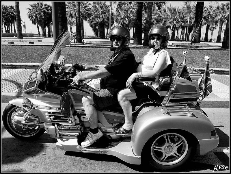 Easy rider !