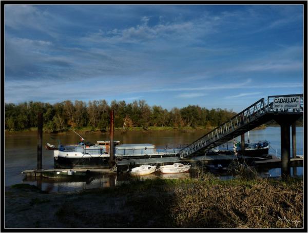 En bordure de Garonne (1/2)