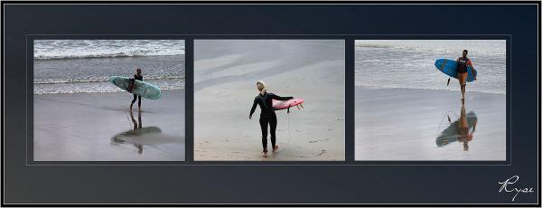 La surf attitude !
