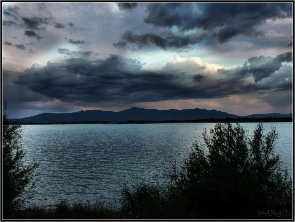 Un soir sur le Lac