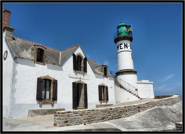 Le phare de Men Brial