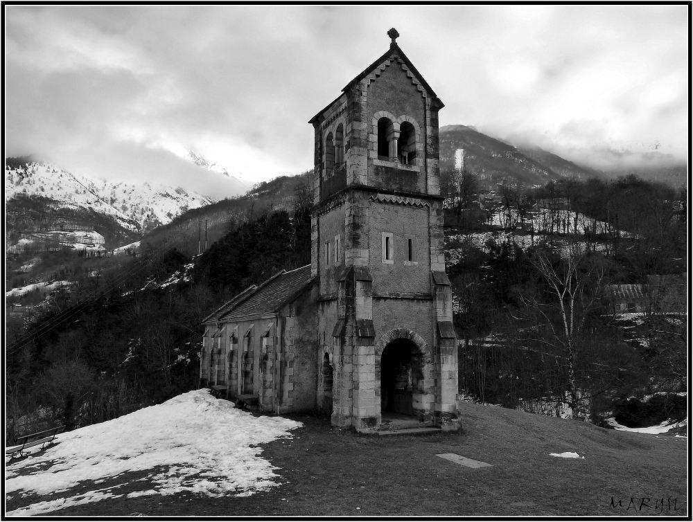 La chapelle Solférino