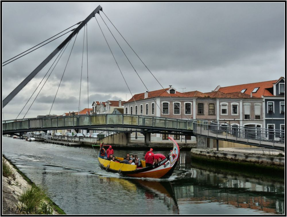 Un petit air de.... Venise au Portugal