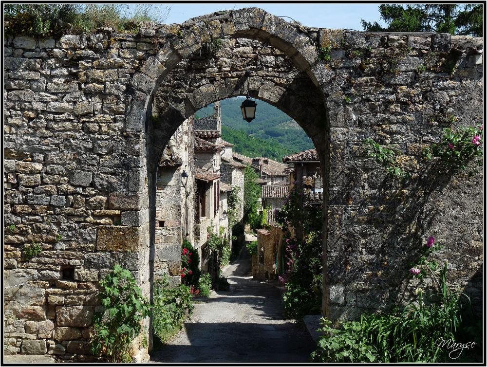 Un des plus beaux villages de France