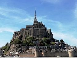 Le Mont-Saint-Michel (1/3)