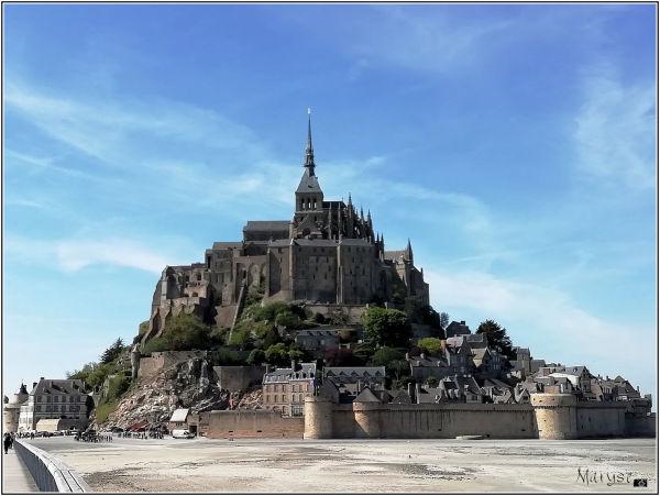 Le Mont Saint Michel (1/3)