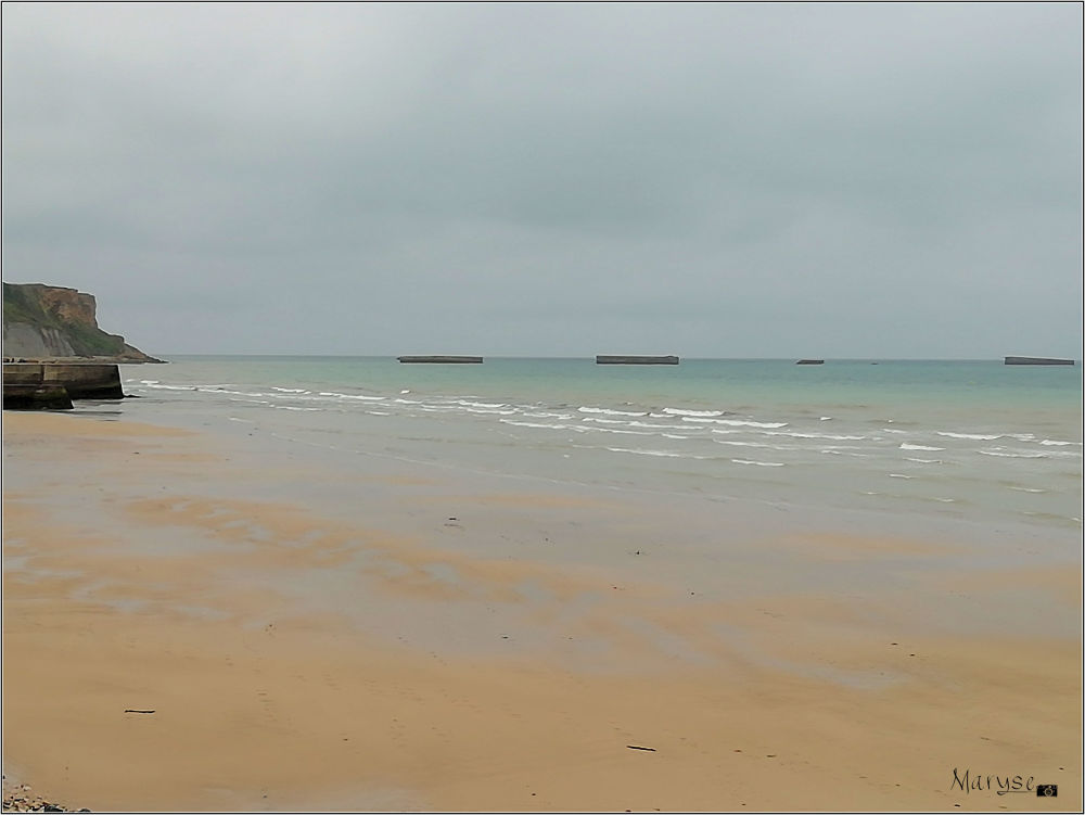 Gold Beach  - Arromanches (6/14)