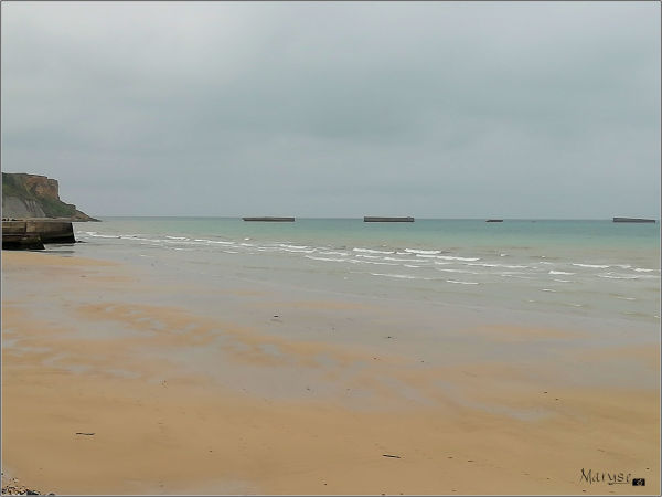 Gold Beach    Arromanches (6/14)