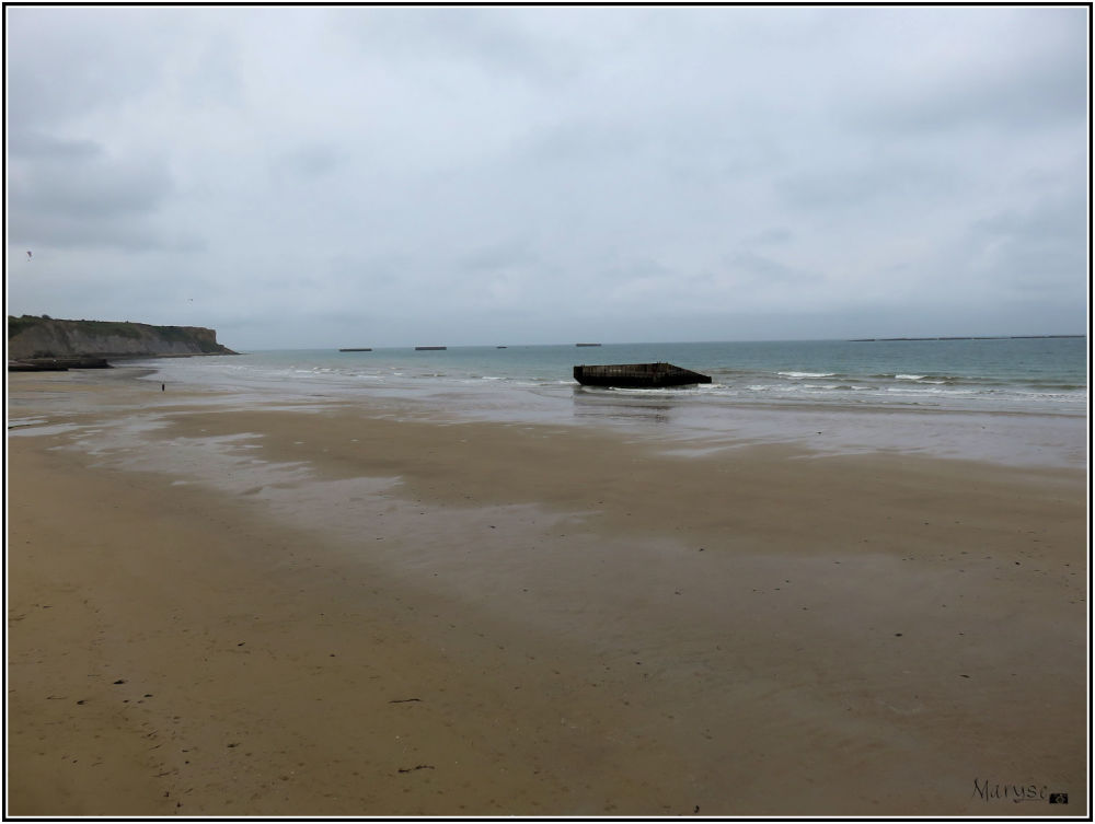 Gold Beach  - Arromanches (7/14)