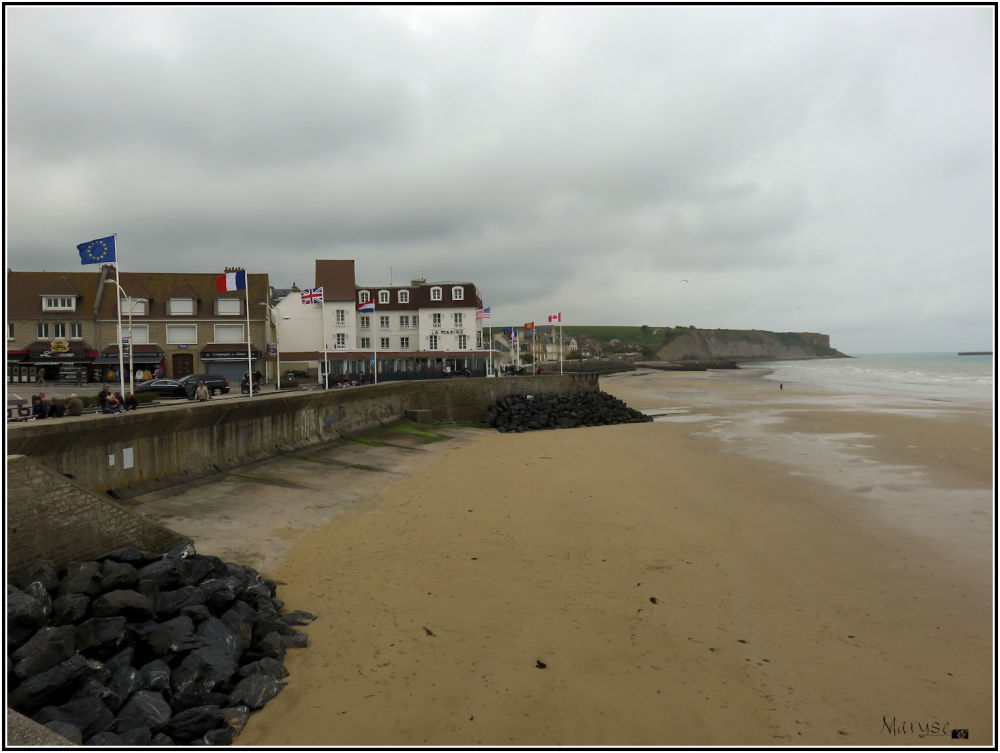 Gold Beach  - Arromanches (8/14)