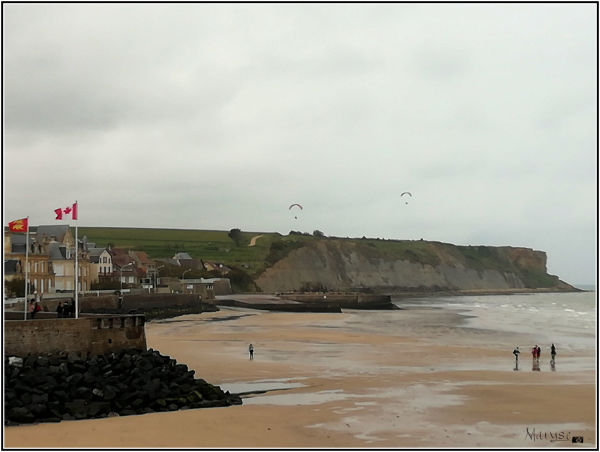 Gold Beach  - Arromanches (10/14)