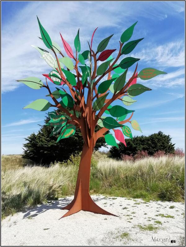 L'arbre de la liberté - Utah Beach (14/14)