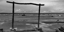 Porte sur mer