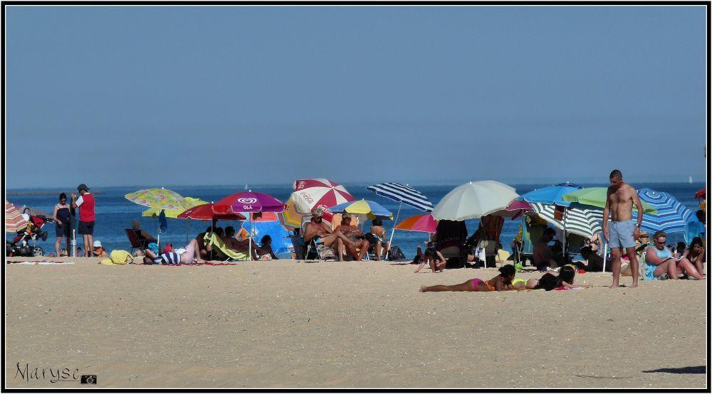 La valse des parasols