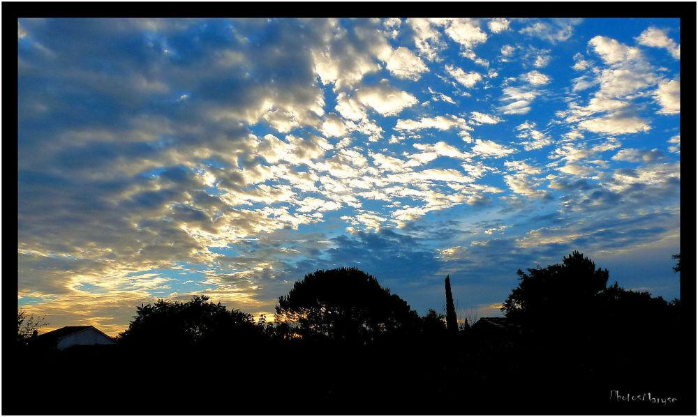 Le ciel est par-dessus le toit...