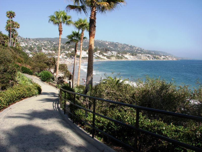 A snapshot of Laguna beach