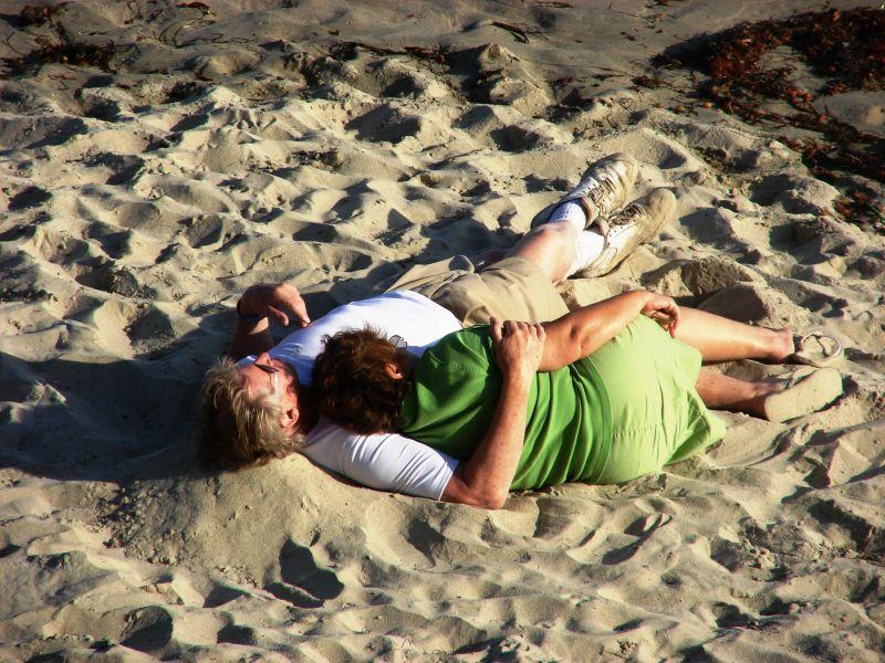 Sand Pillow