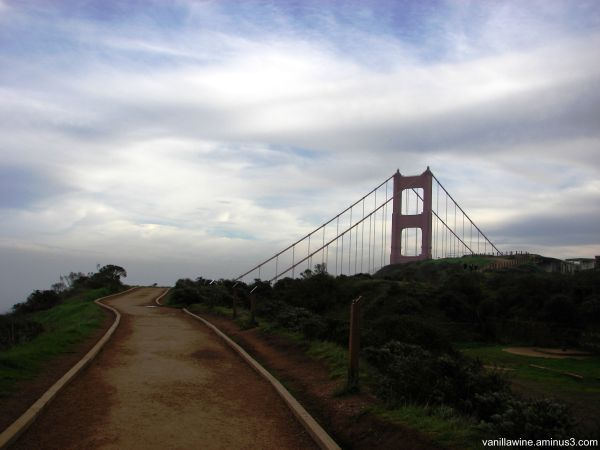 Step by Step into Golden Gate