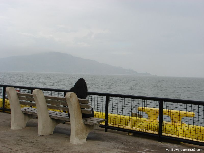 Alone as Island