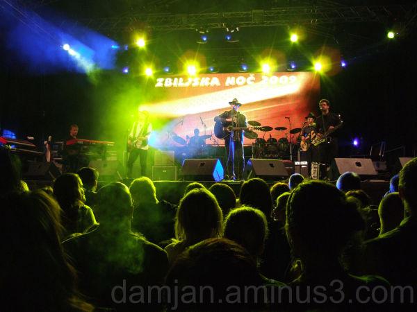 From Zbilje's night concert 2009