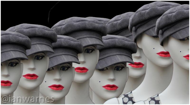 Cloned lips
