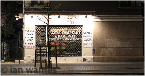 Shop by night