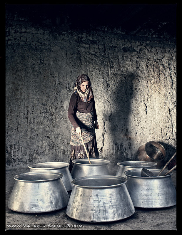 شیره روستای مانیزان ملایر