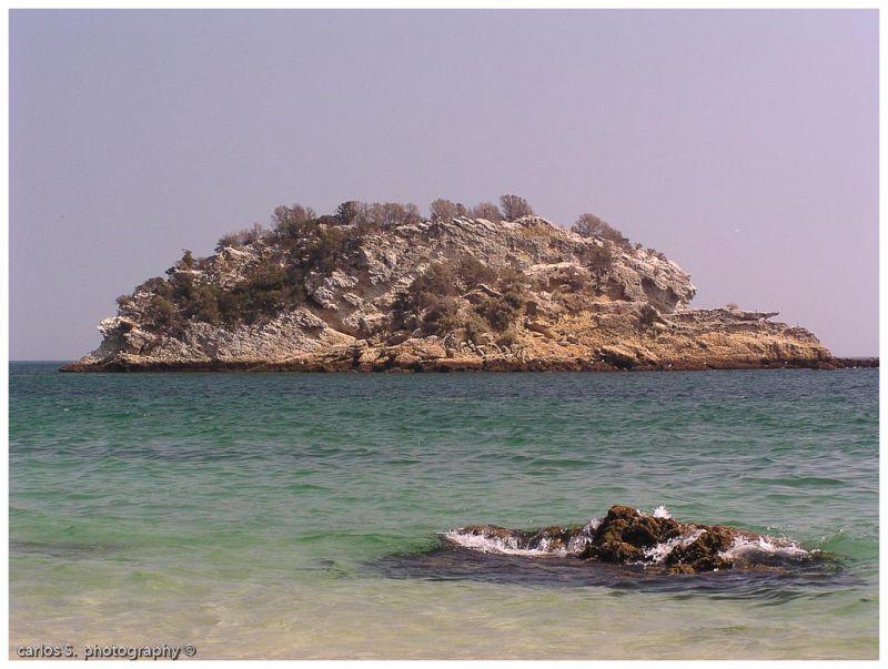 Anicha, a pedra