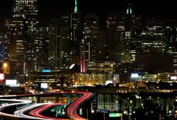 Skyline San Francisco - Highway 280