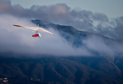 Hang Glider - Fort Fuston - San Francisco