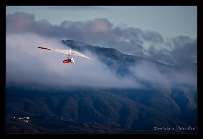 Hang Glider - Fort Fuston - San Francisco