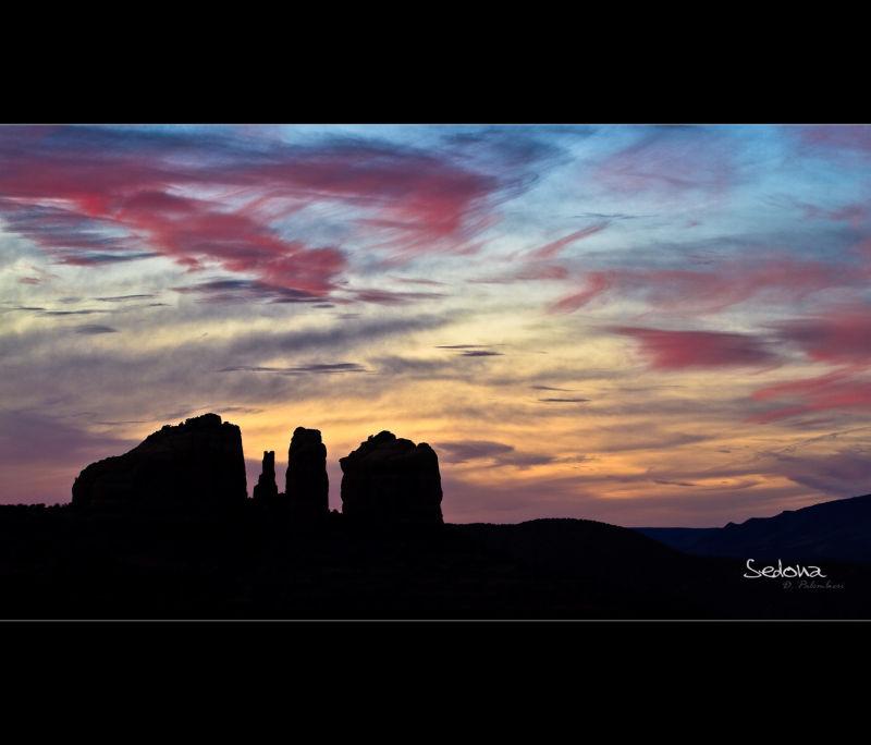 Cathedral Rock  - Sedona - Arizona