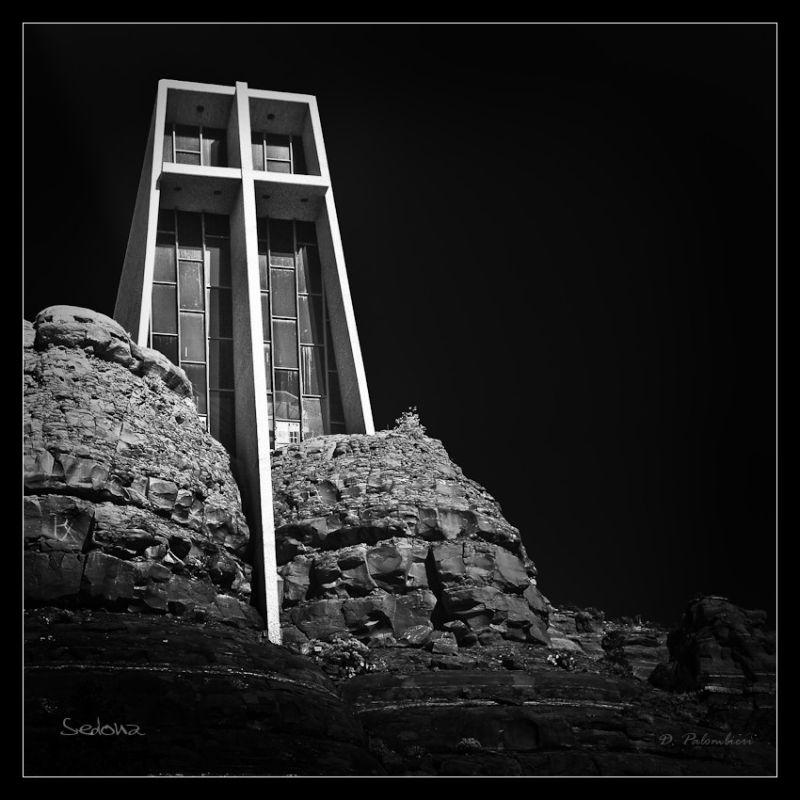 Chapel of the Holy Cross - Sedona - Arizona