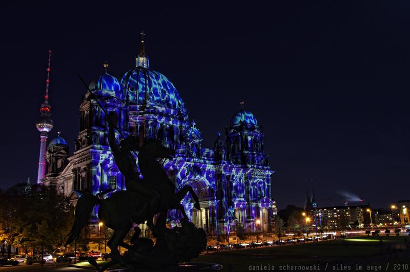 and night starts... F.o.L. - Berlin Dome