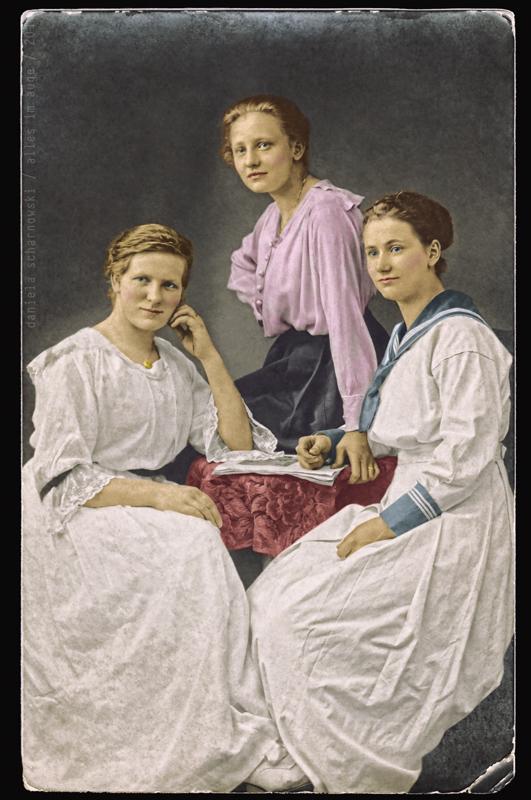Lina, Berta & Marie