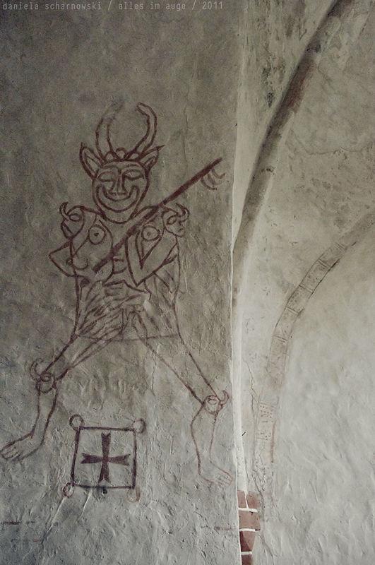 """The """"devil"""" in the corner"""