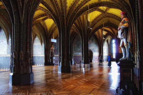 Inside Albrechtsburg