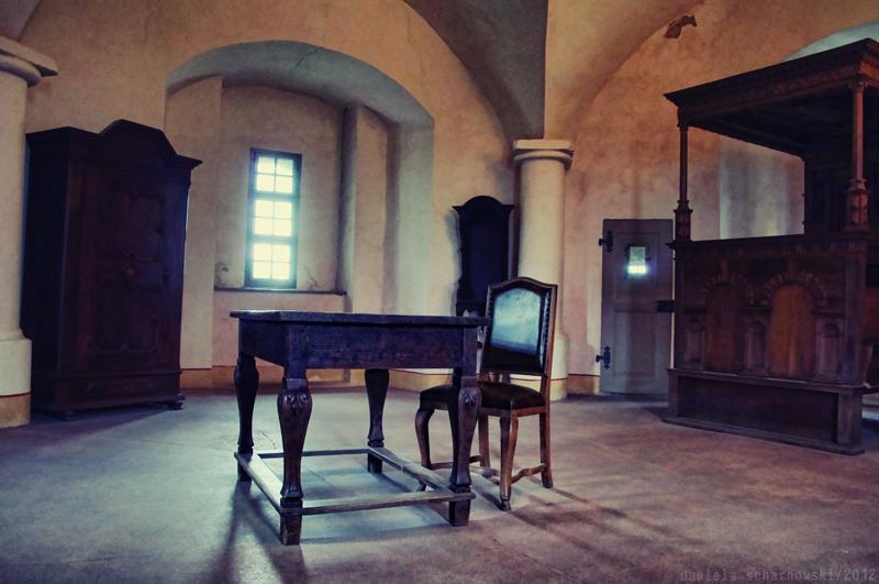 Stolpen Castle: Cosel Tower - bedroom
